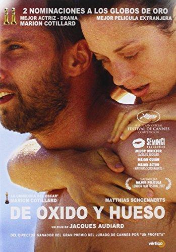 De Óxido Y Hueso [DVD]