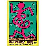 A&D Keith Harin Montreux Jazz Festival Berühmtes Bild