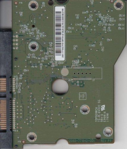 WD2002FYPS-01U1B1, 2061-771642-P00 08PD6, WD SATA 3.5 PCB