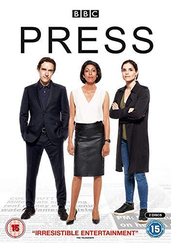 Press [Edizione: Regno Unito] [Italia] [DVD]