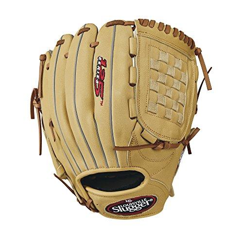 Louisville Slugger Baseball-Handschuhe, 125er-Serie, Unisex, WTL12RB1712, cremefarben, 30,5 cm