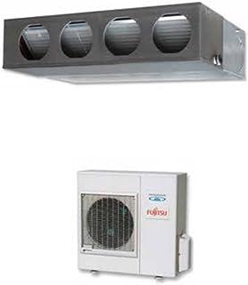 Fujitsu ACY80UiA-LM Sistema split Plata - Aire acondicionado (A+, A, 2,65 kWh, 2,68 kWh, 2650 W, 2680 W)