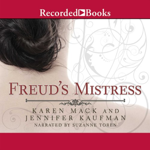 Freud's Mistress audiobook cover art