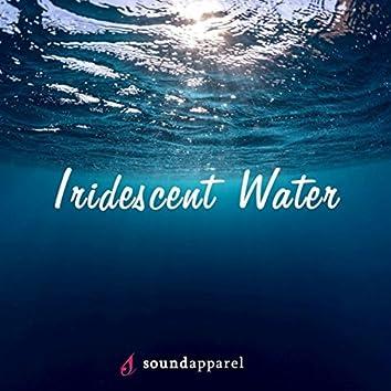 Iridescent Water