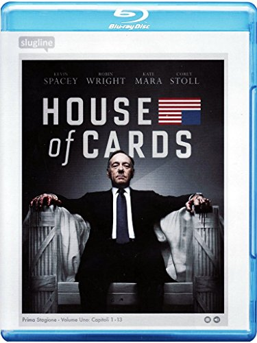 House Of Cards - Stagione 01 [Blu-ray] [IT Import]