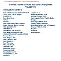 Monroe 900170 Max Lift Support
