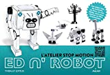 Ed N'Robot, l'atelier stop motion