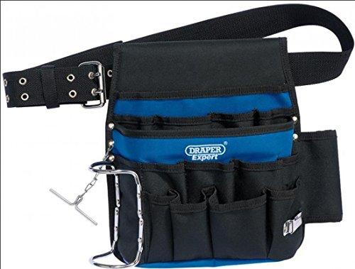 Draper Expert 02987 Werkzeugtasche mit 16 Taschen