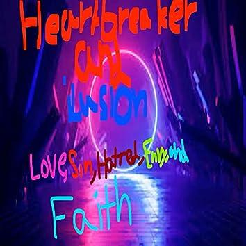 Love, Sin, Hatred, Envy, And Faith