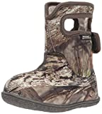 Bogs Baby Bogs Waterproof Insulated Toddler/Kids Rain Boots for Boys and Girls, Camo Print/Mossy Oak, 7 M US Toddler