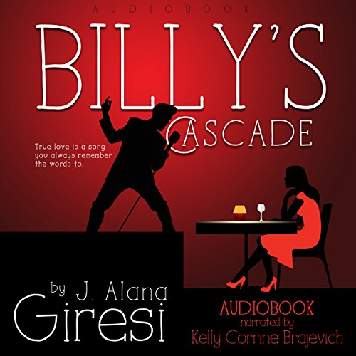 Billy's Cascade audiobook cover art