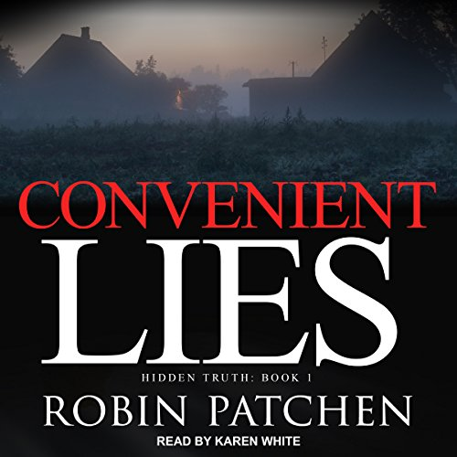Convenient Lies audiobook cover art
