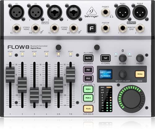 Behringer FLOW 8 Mezclador Digital