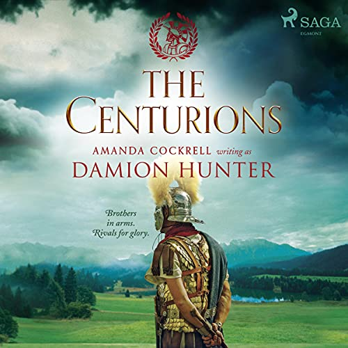 The Centurions cover art
