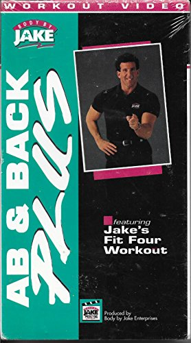 Ab & Back Plus: Jake's Fit Four Workout