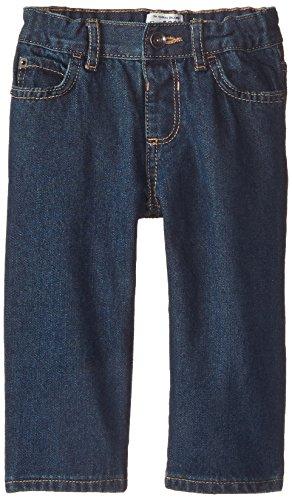 The Children's Place Baby Boys' Retro Vintage Wash Jean, Retro Vintage, 12-18 Months