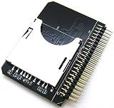 """Leagy - Scheda di memoria SD SDHC SDXC MMC per IDE 2,5"""" 2,5"""" 44P 44 pin maschio adattatore convertitore SD 3.0"""