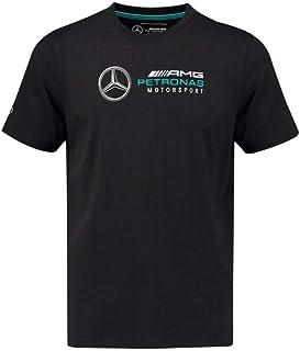 Branded Sports Merchandising B.V. Mercedes-AMG Petronas Motorsport Kid's Logo T-Shirt Black (S)