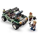 LEGO Jurassic World - Faccia a faccia con il Baryonyx: caccia al tesoro