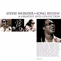 Song Review-A Greatest Hits Collection by STEVIE WONDER