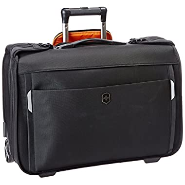 Victorinox Werks Traveler 5.0 WT East West Garment Bag, Black, One Size