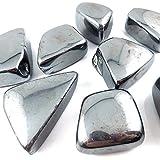 高純度 赤鐵礦石 青花魚石 尺寸大 150克 拋光 能量石