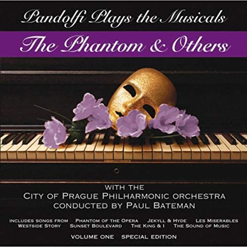 Emile Pandolfi & The City Of Prague Philharmonic Orchestra