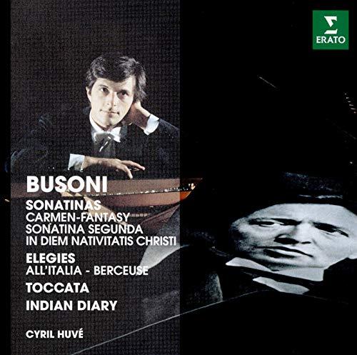 BUSONI, F : Recital