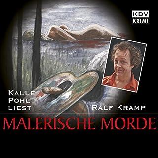 Malerische Morde Titelbild