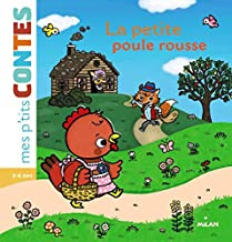 La petite poule rousse (Mes p'tits contes) (French Edition)