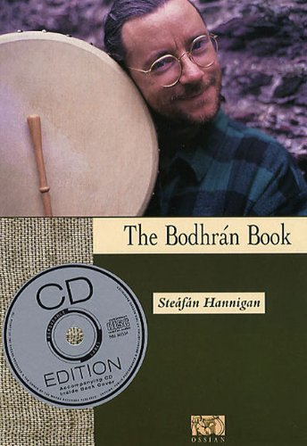 Steafan Hannigan: The Bodhran Book (CD Edition): Noten, CD für Percussion