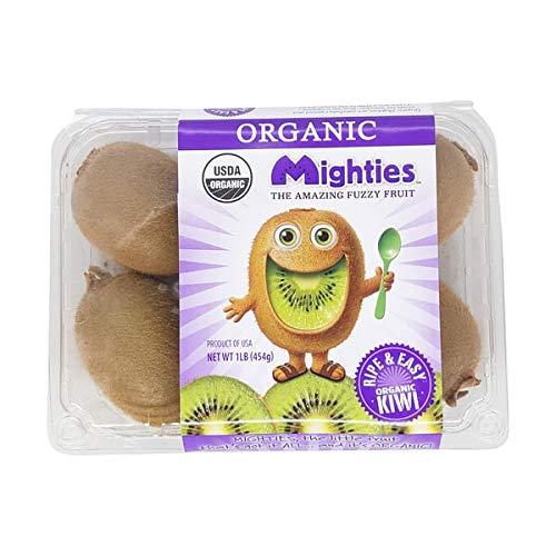 Organic Green Kiwis, 1 lb
