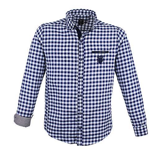 Lavecchia Herren Kurzarm Hemd Shirt Sweat Übergröße Freizeit Blau 3XL bis 7XL
