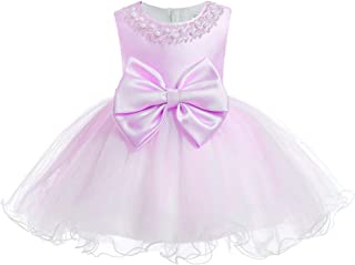 40a00889a888 Princess Tulle Tutu Girl Dress Wedding Pageant Party Baby Dresses Age 3-9  Years