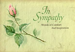 In Sympathy: Words of Comfort and Inspiration (1977 Hardcover Printing, 300HE296, 0875295169)