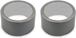 SOLDOUT™ 2 PCS Heavy Duty Silver Duct Tape, Professional Matte High Tensile Strength Multi-Use Duct Tape (2 x 10 Yards, 1....