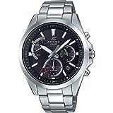 カシオ EFS-S530D-1AVUEF メンズ アナログ クラシック ソーラーパワー 腕時計 ステンレススチールベルト付き