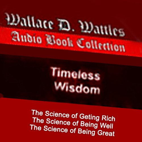 Science of Getting Rich Trilogy audiobook cover art