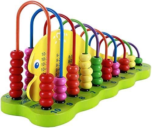kids toys GCX Baby Math Cálculo Herramienta Niños Juguete Cálculo Exquisito