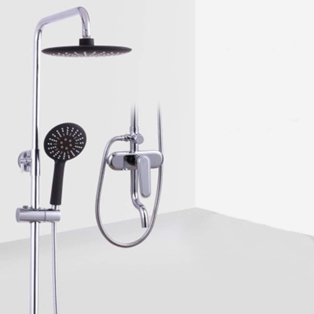 TANGIST Shower Kits Boutique Copper San Diego Mall Bathroom Three-S Set Under blast sales