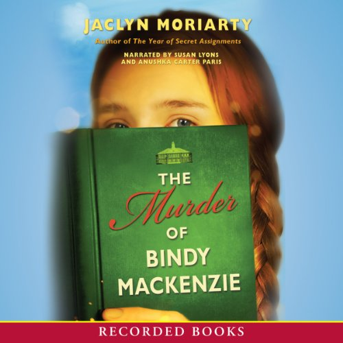 The Murder of Bindy Mackenzie audiobook cover art