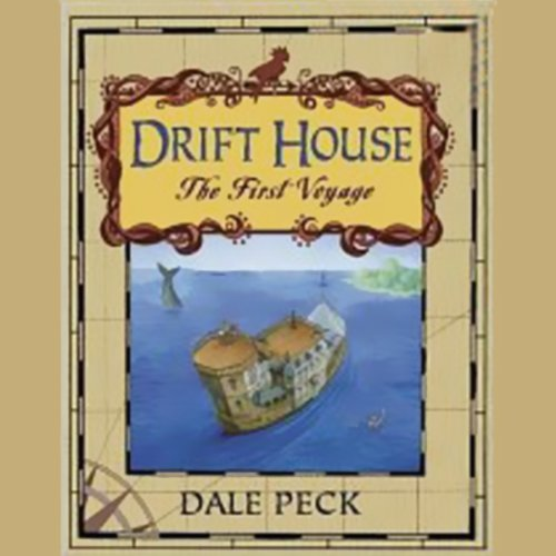 Drift House audiobook cover art