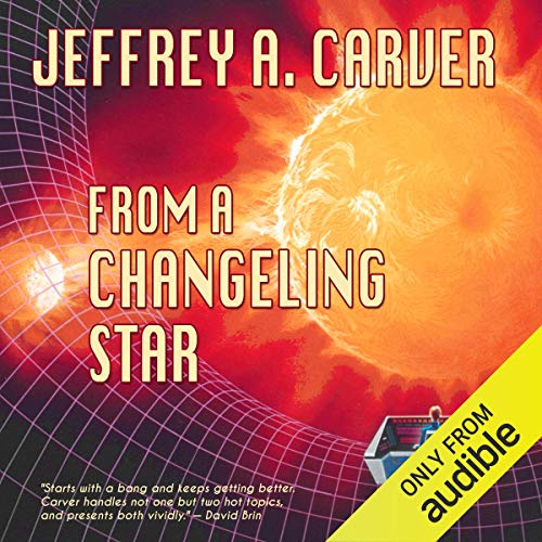 From a Changeling Star audiobook cover art