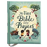 My First Bible and Prayers Padded Treasury - Gifts for Easter, Christmas, Communions, Birthdays, Ages 3-8