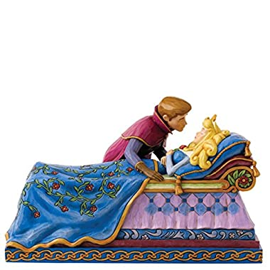 Enesco Jim Shore Disney Traditions by Sleeping Beauty The Spell Is Broken Figurine 4056753