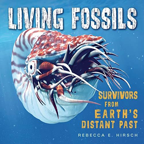Couverture de Living Fossils
