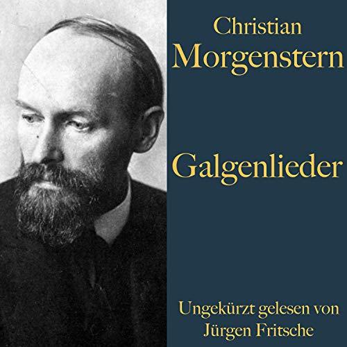 Galgenlieder audiobook cover art