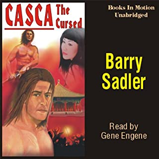 Casca the Cursed: Casca Series #18                   By:                                                                                                                                 Barry Sadler                               Narrated by:                                                                                                                                 Gene Engene                      Length: 5 hrs and 44 mins     28 ratings     Overall 4.4