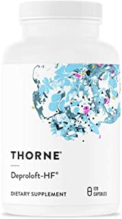 Thorne Research - Deproloft-HF - Botanical Supplement for Mood and Stress Management - 120 Capsules