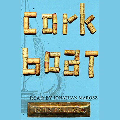 Cork Boat audiobook cover art